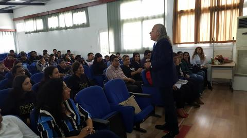 Cengiz Tavukçuoğlu Semineri